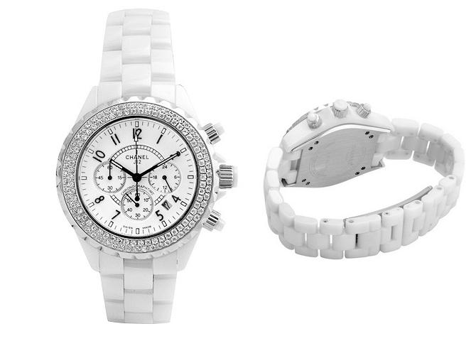 Женские часы Chanel модель 378 НОВАЯ Цена: 160$ Chanel J12 White Chronograph Минск. Рейтинг сайтов города